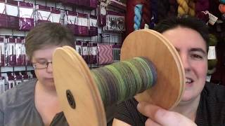 Faking Sanity Knitting & Spinning Podcast Episode 17: Road Trips!
