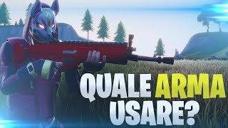 MEGLIO SCAR-H O AK-47? ⛏️ Fortnite Battle Royale - Pazzox