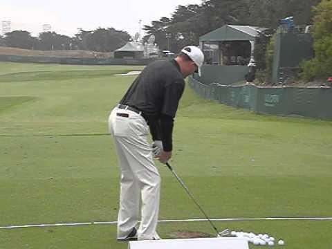Casey Martin 2012 US Open