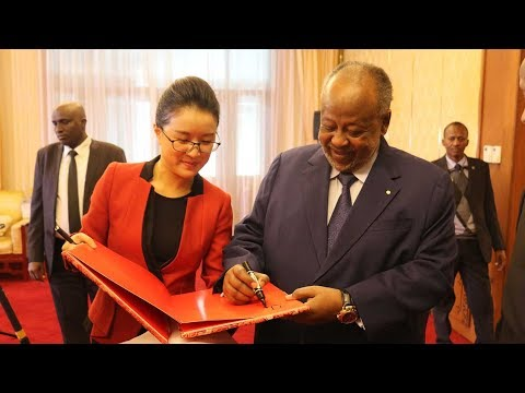 Exclusive interview: Djibouti's president on ties with China