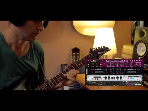 Amplifikation Lancaster - Rack Extension - Dynamic Crunch