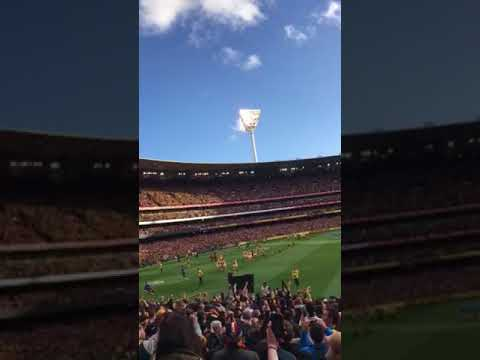 2017 AFL Grand Final - Adelaide vs Richmond