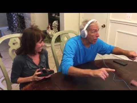 Man learns he's going to be a grandfather through a game