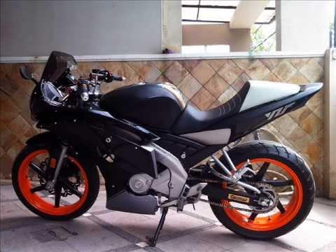Yamaha Vixion Modif Yzf R15 terpopuler