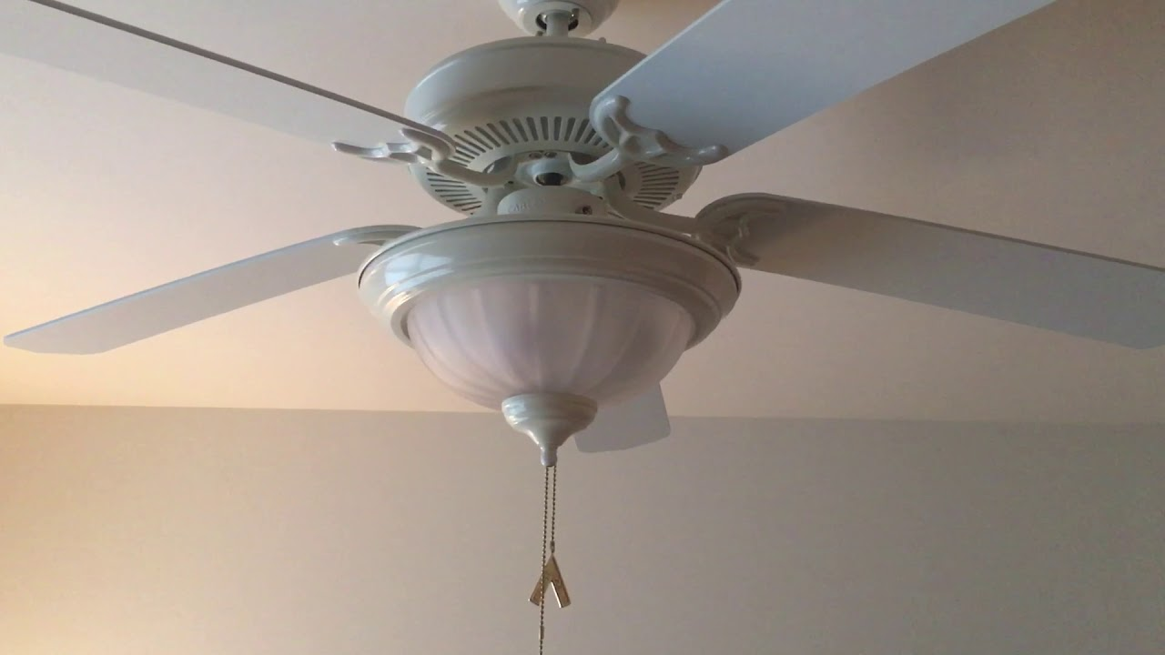 Change Light Bulb In Monte Carlo Ceiling Fan