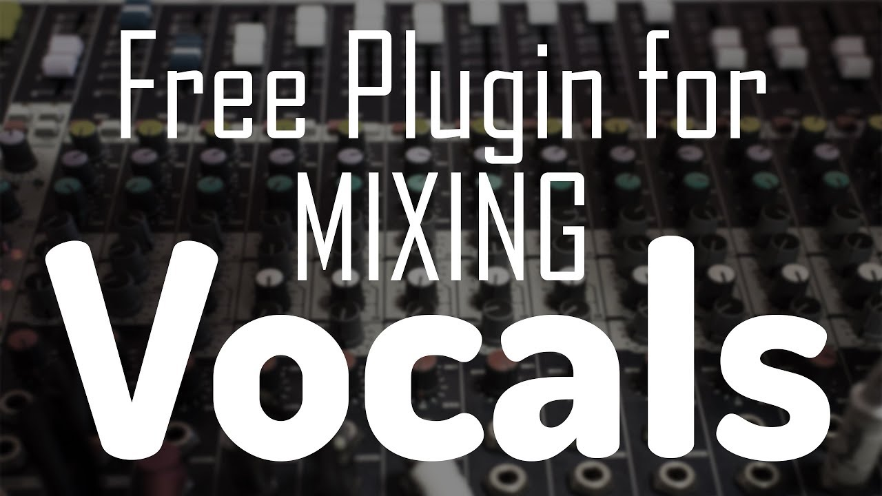 Free Plugin for Mixing Vocals - iZotope Vocal Doubler  (Tutorial-Installation)