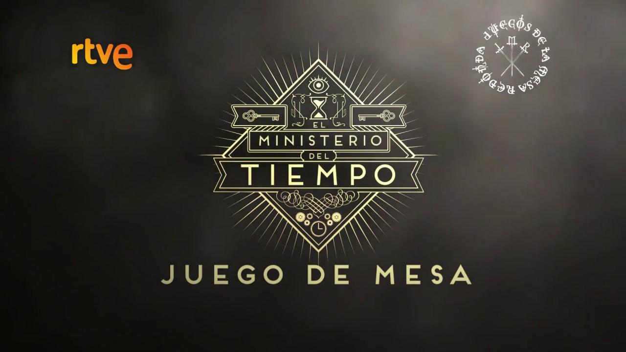 Video Resena El Ministerio Del Tiempo Juego De Mesa Youtube