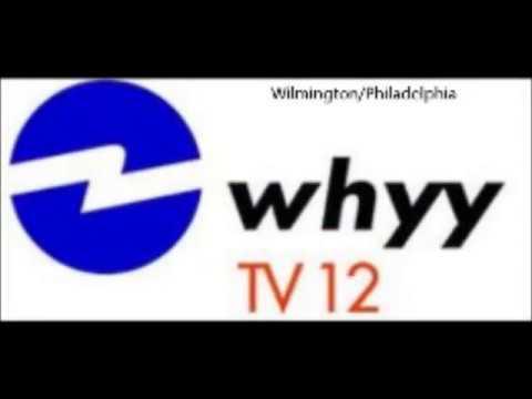 WHYY-TV 12 Philadelphia PTV (PBS Kids) Station ID (1997)