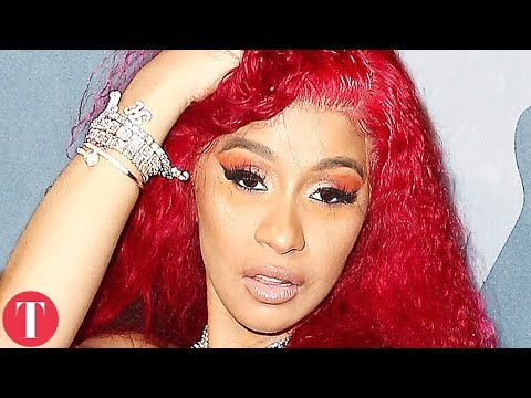 There's Something Strange Happening With Cardi B