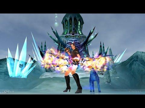 Cabal Na Global Team LivEviL Premium Frozen Clue DX
