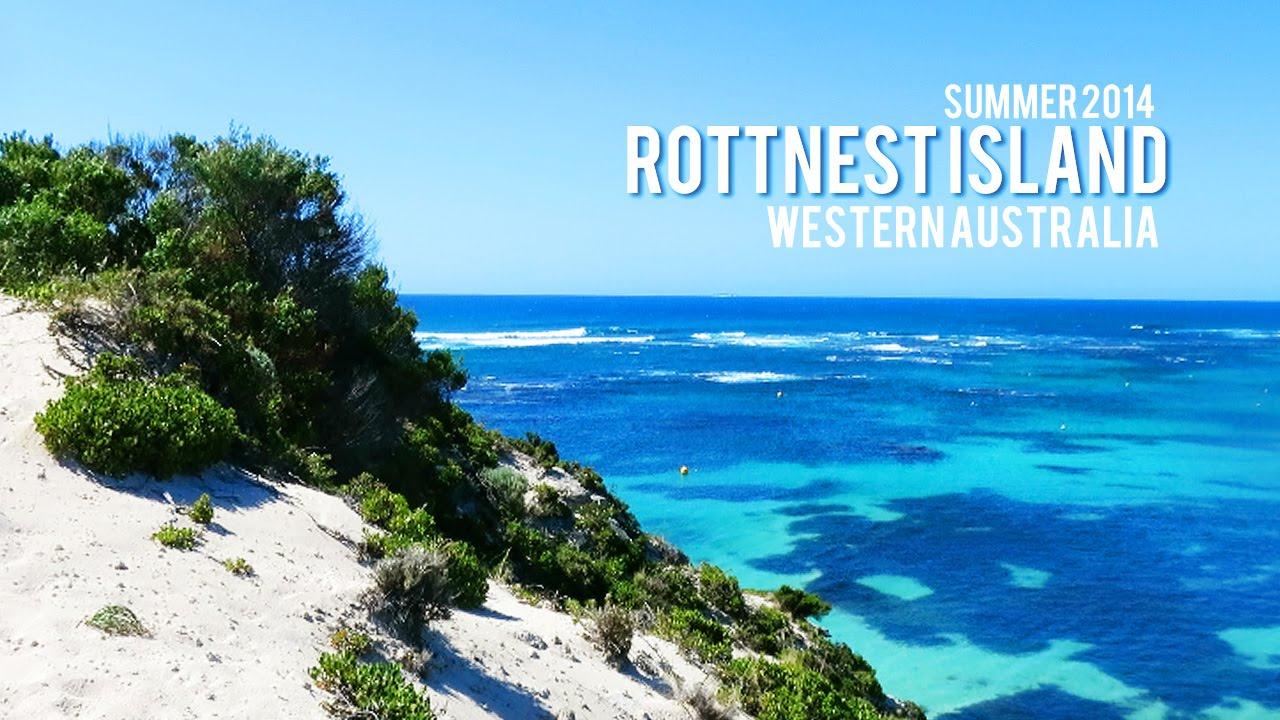 Rottnest Island Summer Western Australia Youtube