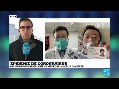 Coronavirus: vague de colère sur les réseaux sociaux après la mort du médecin chinois Li Wenliang