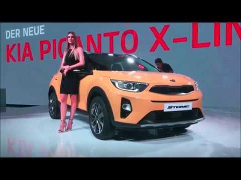 The Girls of The 2017 Frankfurt Motor Show.  Pat 1
