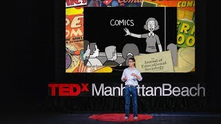 Comics belong in the classroom | Gene Luen Yang