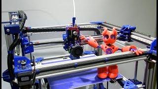 3D принтер H bot своими руками ЧАСТЬ 6 (замена роликов на рельсы MGN 12)