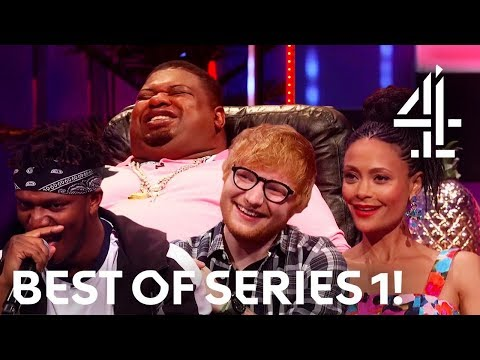 Ed Sheeran, KSI, Thandie Newton & More MOST OUTRAGEOUS Moments!! | The Big Narstie Show