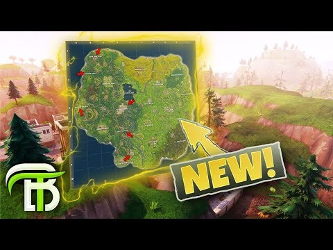 *NEW* LOCATIONS/TOWNS DETAILS REVEALED (Fortnite Battle Royale)