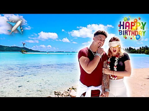 BIRTHDAY SURPRISE SHE WILL NEVER FORGET!!! **BEST BIRTHDAY SURPRISE EVER**