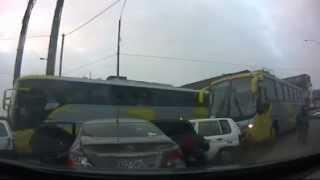 Persecusion Policial Lima Peru