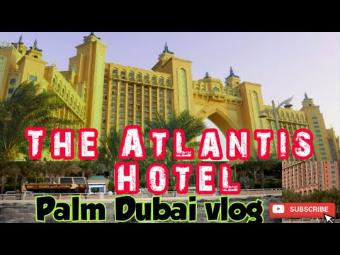 Atlantis The Palm Dubai//crazy vlogs 2020//Dubai-NPL VLOGS