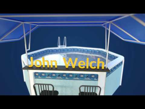 John R. Welch | Shade Canopy for Pools