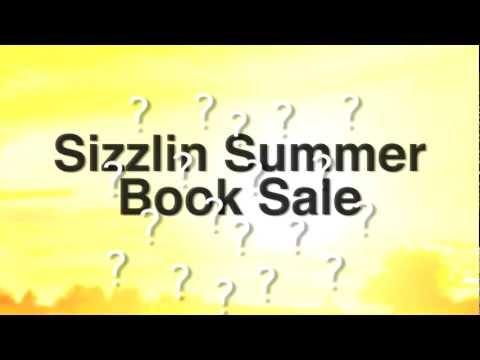 Sizzlin' Summer Book Sale