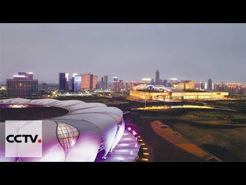 Video: Leaders arrive at Hangzhou International Expo Center