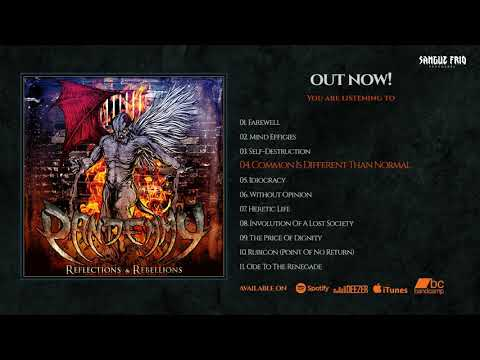 PANDEMMY - Reflections & Rebellions (2013) [REMIXED] | FULL ALBUM | OFFICIAL