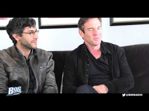 Dennis Quaid and Ramin Bahrani Talk About Their New Movie