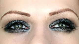WSITN: Fireworks Display New Years Eve Makeup Tutorial Thumbnail