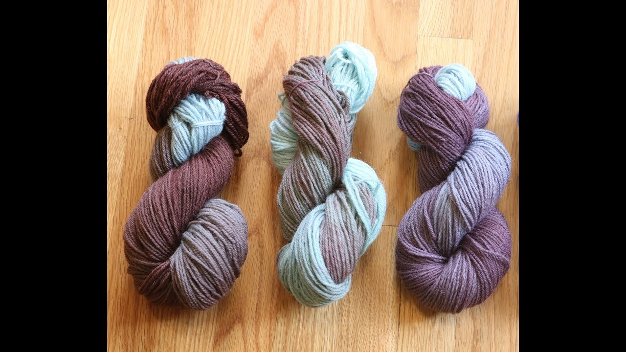 Breaking Black Food Coloring - Comparing Different Formulations with Dip  Dyeing Yarn