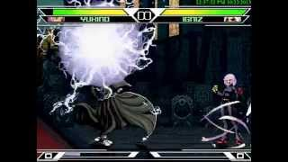 KING OF FIGHTERS MEMORIAL, YUKINO VS BOSS IGNIZ Thumbnail