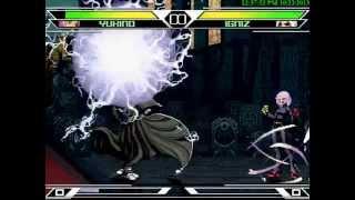 KING OF FIGHTERS MEMORIAL, YUKINO VS BOSS IGNIZ Thumbnail