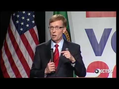 2012 Washington State Gubernatorial Debate | KCTS 9