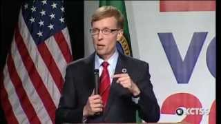 2012 Washington State Gubernatorial Debate | KCTS 9