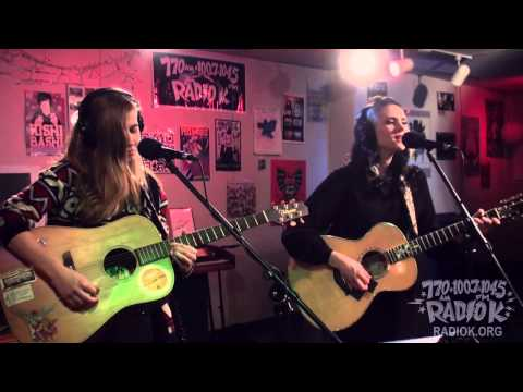 "Kate Nash - ""Foundations"" (Live on Radio K)"