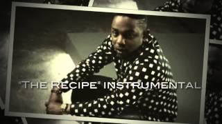 "Kendrick Lamar ""The Recipe"" instrumental prod by RayyVBeats"