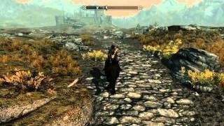 Skyrim Random Event - Thief Gives Me Money