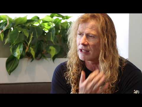 Megadeth's Dave Mustaine Recalls Advice He Gave Scott Weiland