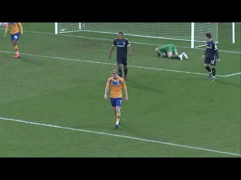 Mansfield Southend Goals And Highlights