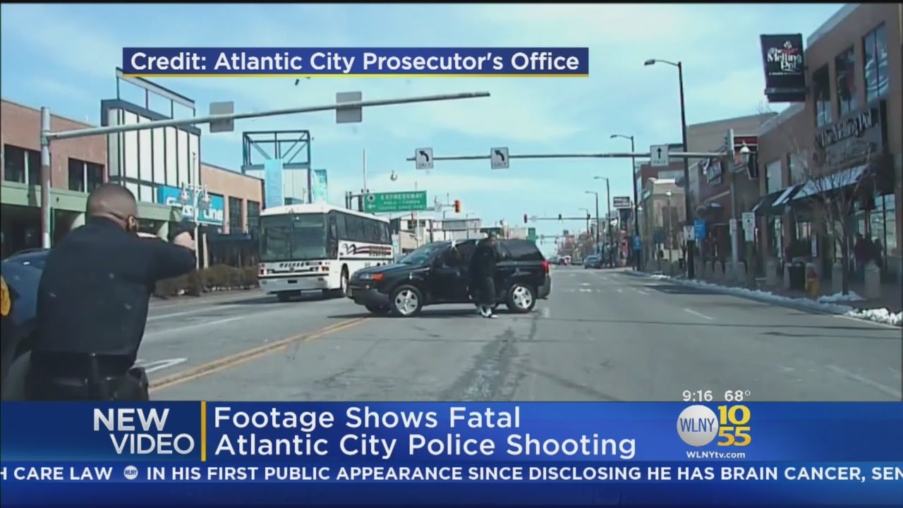 Video Surfaces Of Deadly Atlantic City Police Shooting