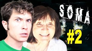 Let's Play SOMA Feat. Mombuscus (Part 2)