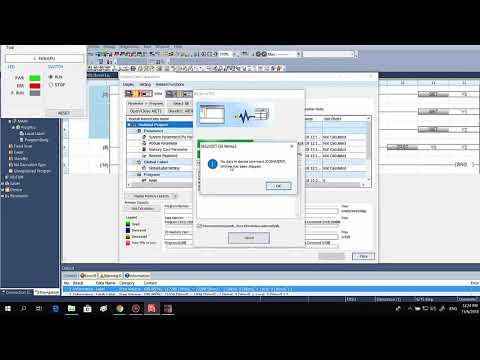 Repeat การเขียนโปรแกรม PLC ด้วย GX Works3 ตอนที่ 6 การ