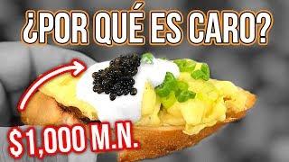 DESAYUNO DE $1,000 M.N. | CAVIAR | EL GUZII thumbnail