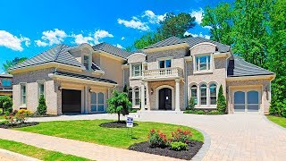 MUST SEE - 5 BDRM, 5.5 BATH LUXURY HOME FOR SALE NW OF ATLANTA - SOLD