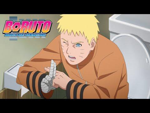 Bathroom Battle   Boruto: Naruto Next Generations