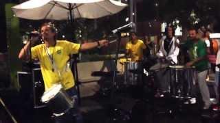 """Casa do Samba- Dance Downtown - """" O Lê Lê O Lá Lá """""""