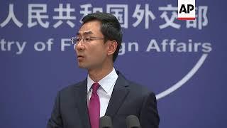 China MOFA spokesman on Huawei, North Korea ties