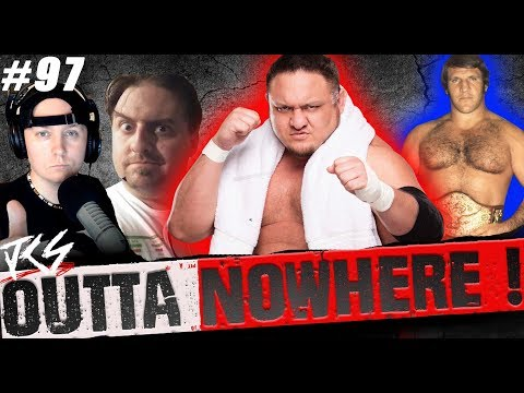 Outta Nowhere #98 -  WWE in 2018 will it suck ?  - Goodbye to Bruno