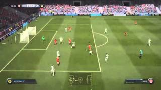Comedy stopped no less than it! Latest FIFA15 one week embarrassing moment